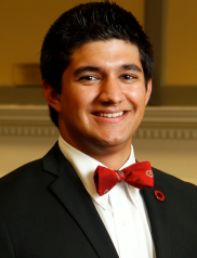 Business Major Chris Stathos