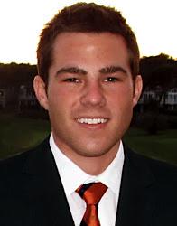 Hunter Kiely, 2013 Class Kauffman Global Scholars.