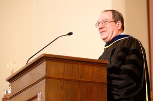 Dr. Michael Cook, Professor Emeritus.