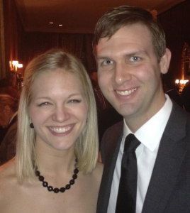 Aaron and Annie Davidson